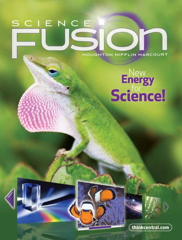 Sciencefusion Interactive Worktext Grade 3 Ebook Rental