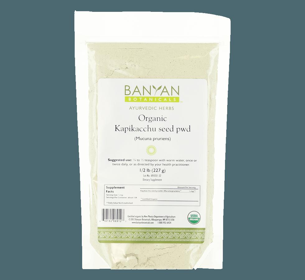 Buy Kapikacchu Online - Organic Kapikacchu powder for Sale   Banyan Botanicals