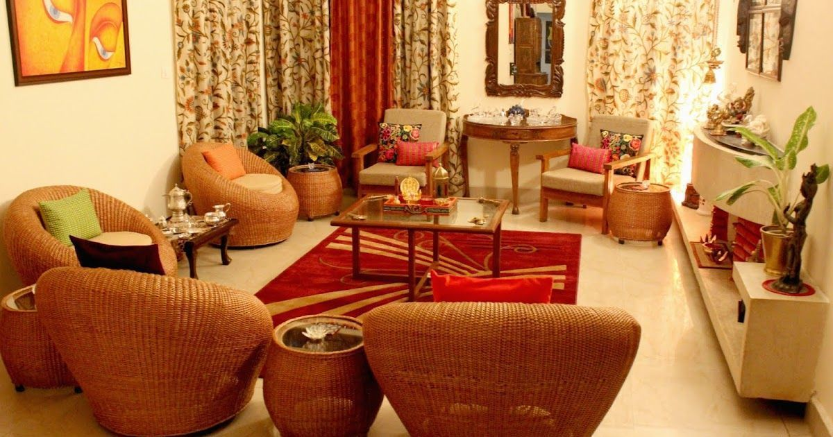 Ethnic Indian Home Urban Desi Decor Ideas