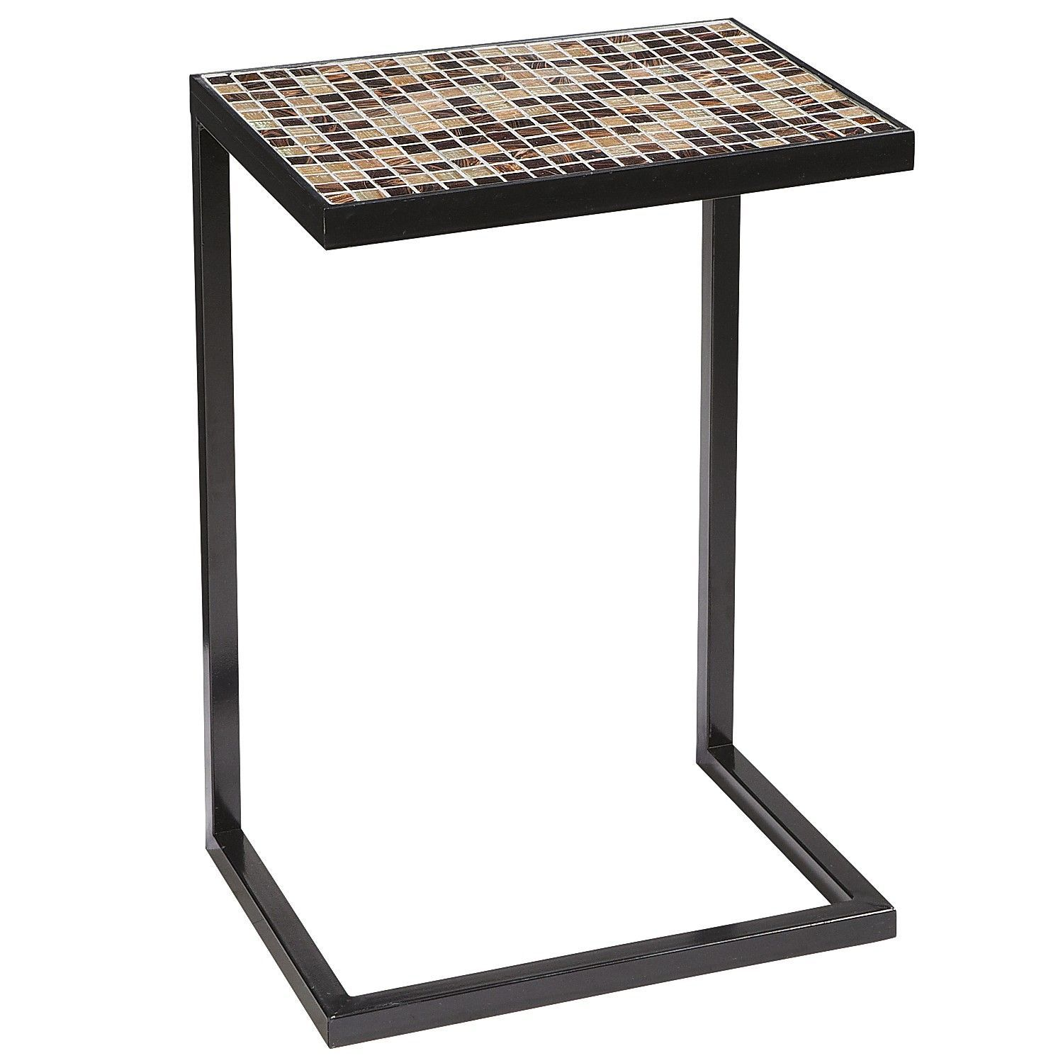 Cameron Coffee Table: Cameron Mosaic C-Table