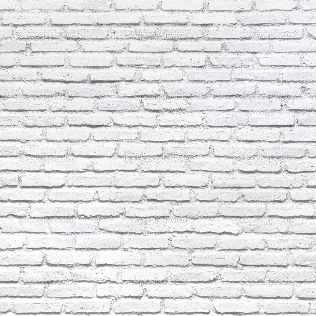 White Brick Wall For A Background Brick Backdrops Brick Wall