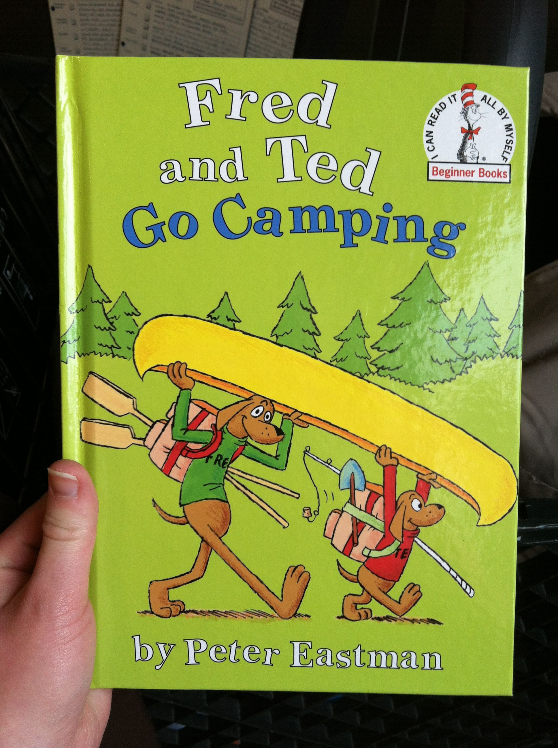 Fred & Ted Go Camping\