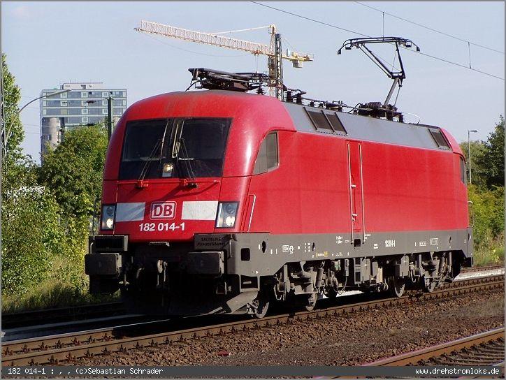 BR 182 Deutsche Bahn AG (met afbeeldingen) Trein