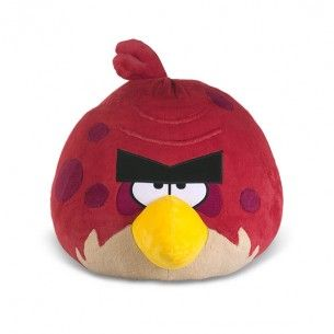 Angry Birds Terence Bird Plush Toy Me Time Angry