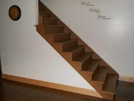 Best Prefinished Hand Scraped White Oak Stair Treads Hand 400 x 300