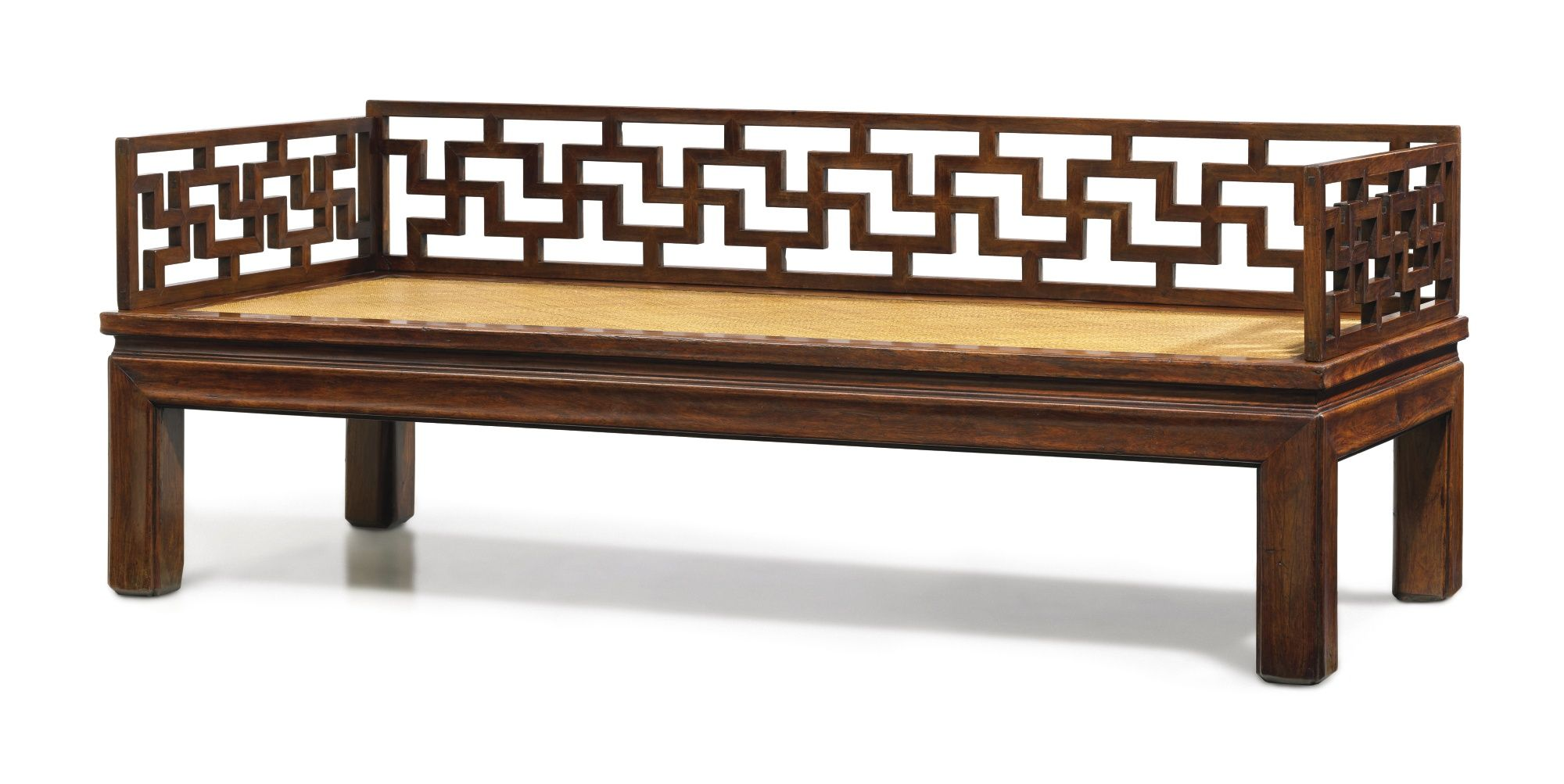 Superb A Huanghuali Couch Bed Luohan Chuang Late Ming Dynasty Gmtry Best Dining Table And Chair Ideas Images Gmtryco