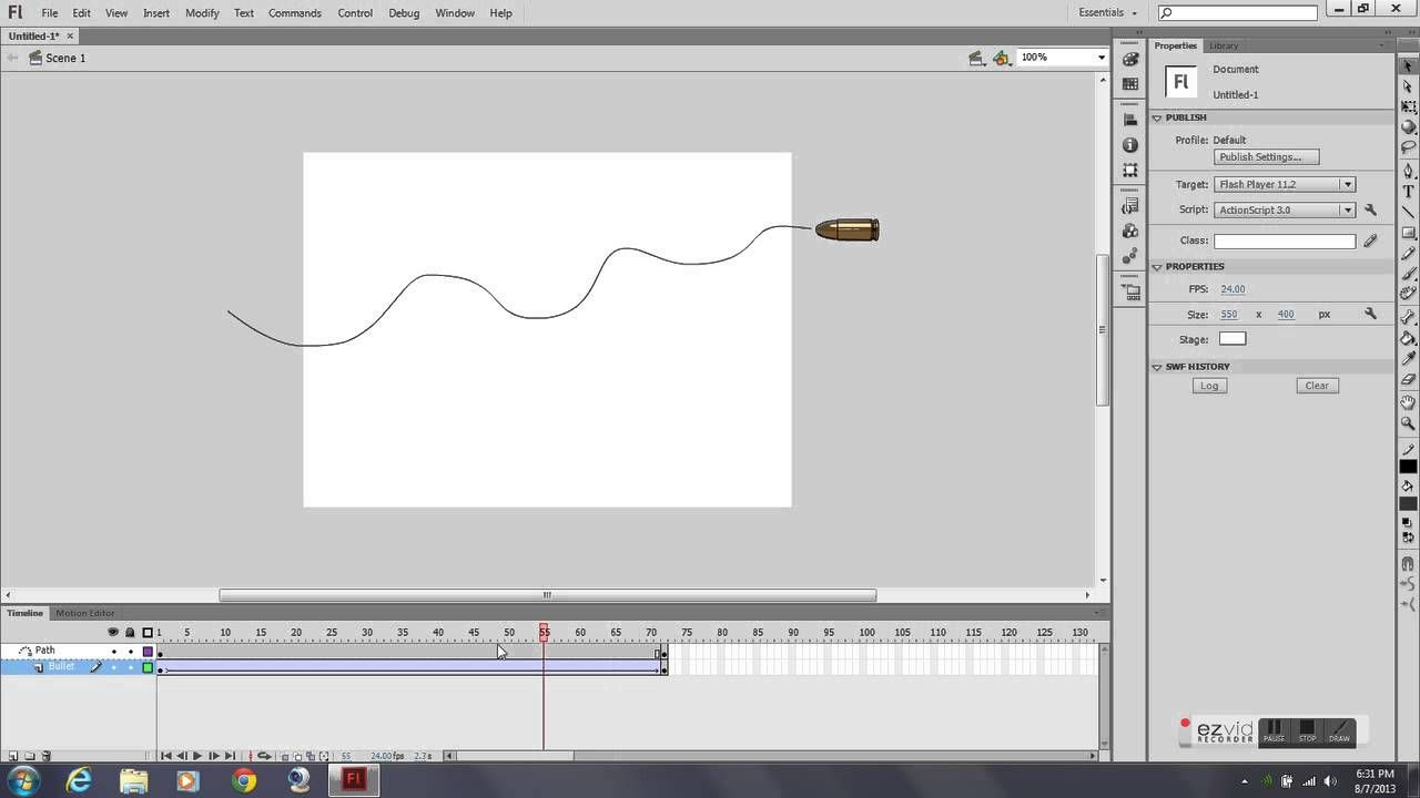 2d animation motion path tutorial adobe flash cs6 adobe 2d animation motion path tutorial adobe flash cs6 baditri Choice Image