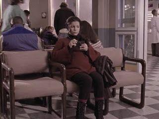 14 oktober 2012: Ongepast. Foto: Lauren Graham als Lorelai Gilmore  in de TV serie The Gilmore Girls  Deel 1 in een miniserie over jong moederschap.