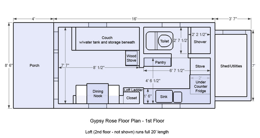 17 Best images about Tiny House Floorplans on Pinterest House