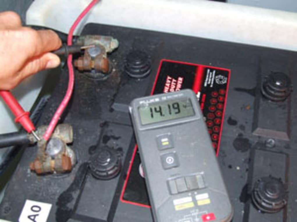 Solve Electrical Problems with a Multimeter Sail