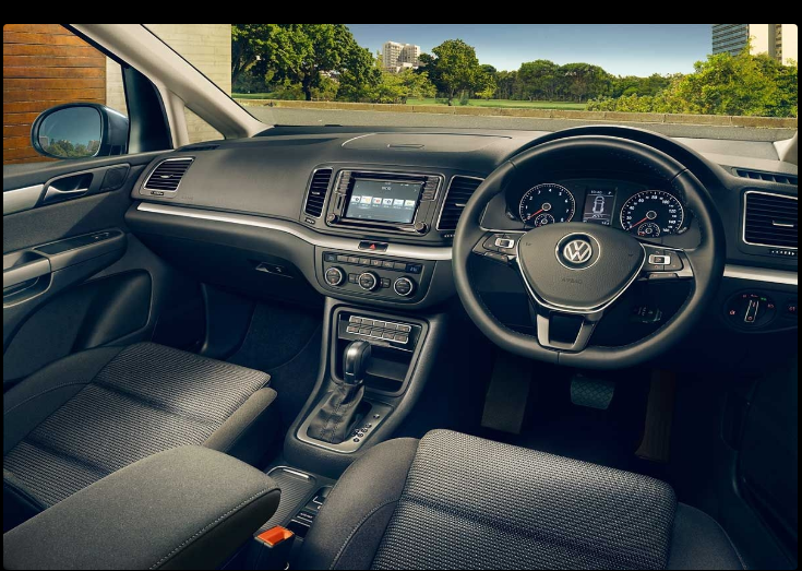 The Vw Sharan 2018 offers outstanding style and technology both ...