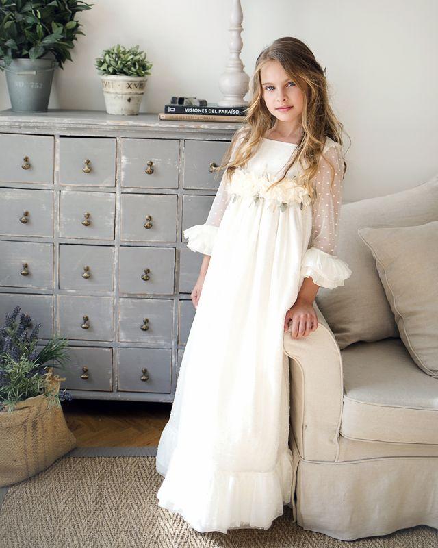 Mi vestido primera comunion 2019