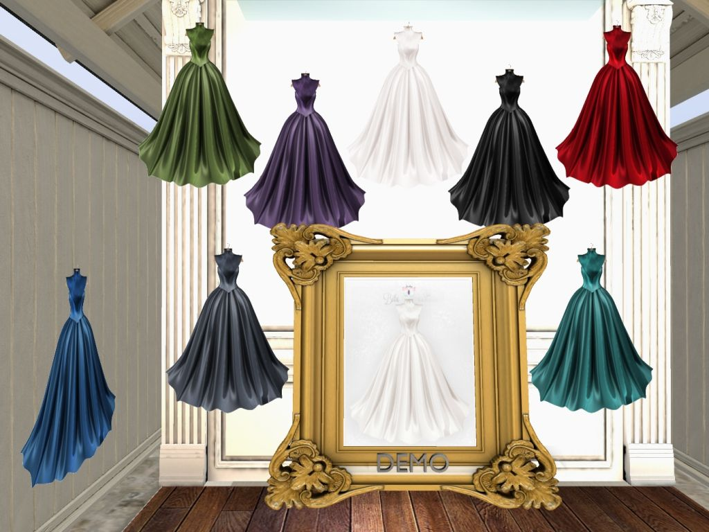 JUNBUG - dress, 450L each  http://seraphimsl.com/2016/03/01/excited-for-fameshed/