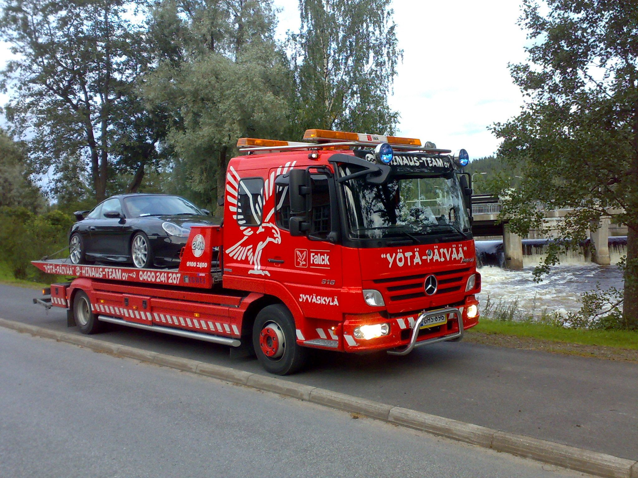 Tow truck - Wikipedia, the free encyclopedia | Tow Trucks ...