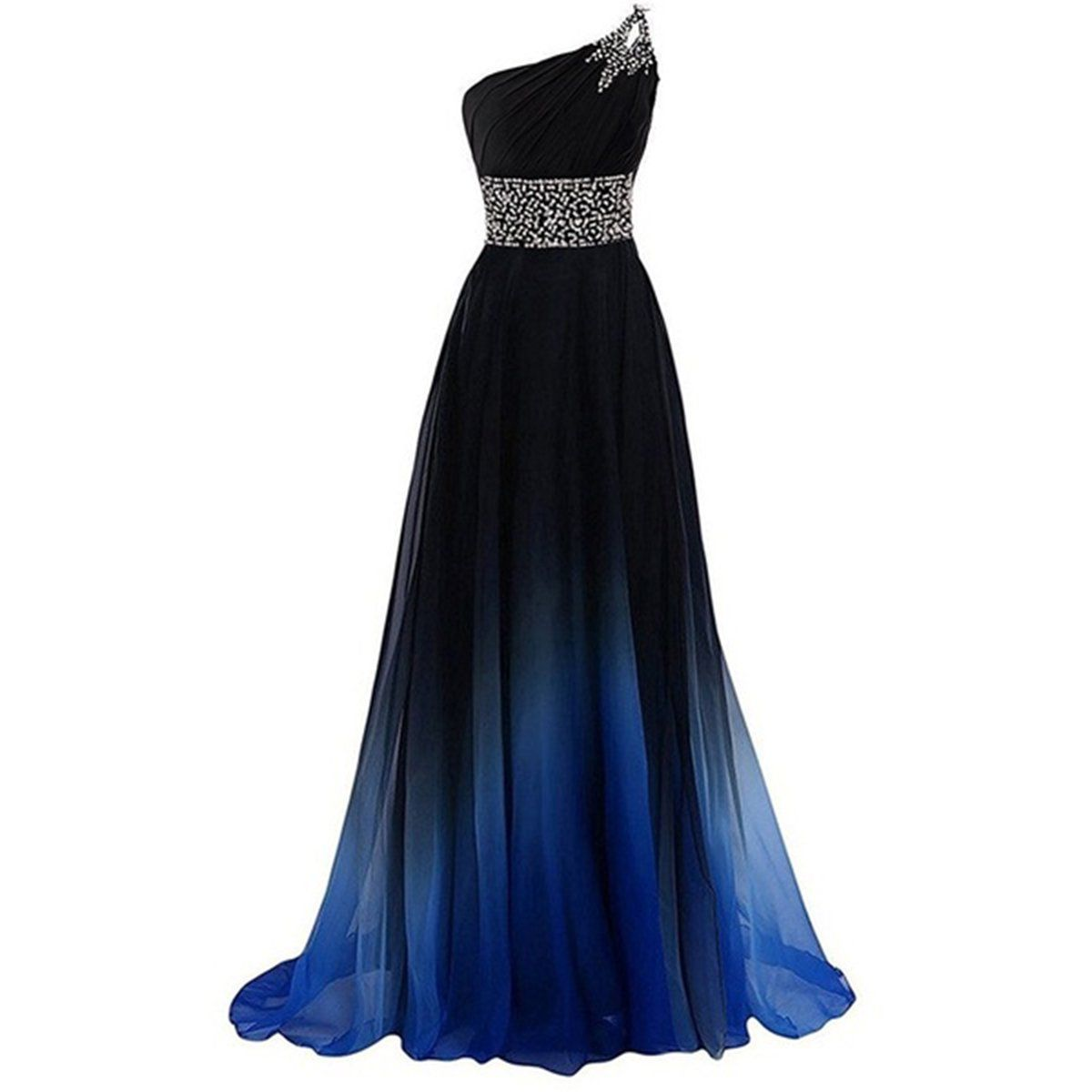 Lovaru Women One Shoulder Chiffon Evening Dresses Walmart Com Walmart Com In 2021 Chiffon Evening Dresses Prom Dresses Long Prom Dresses [ 1200 x 1200 Pixel ]