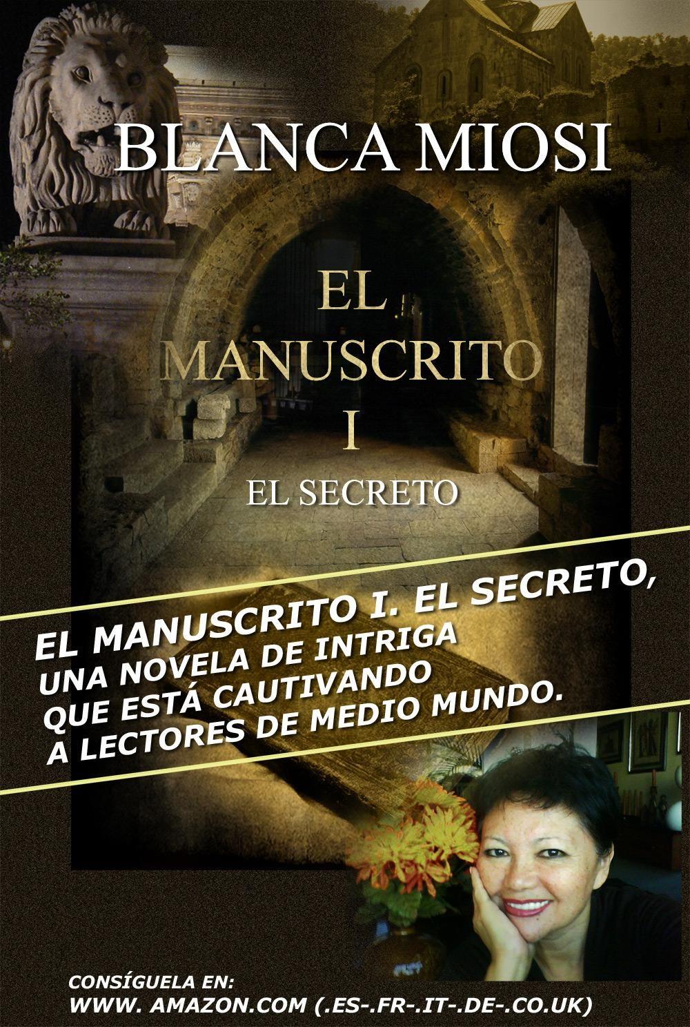 EL MANUSCRITO @BlancaMiosi Si te dieran un libro con la historia de tu vida ¿Leerías el final? http://relinks.me/B0073T1FO6