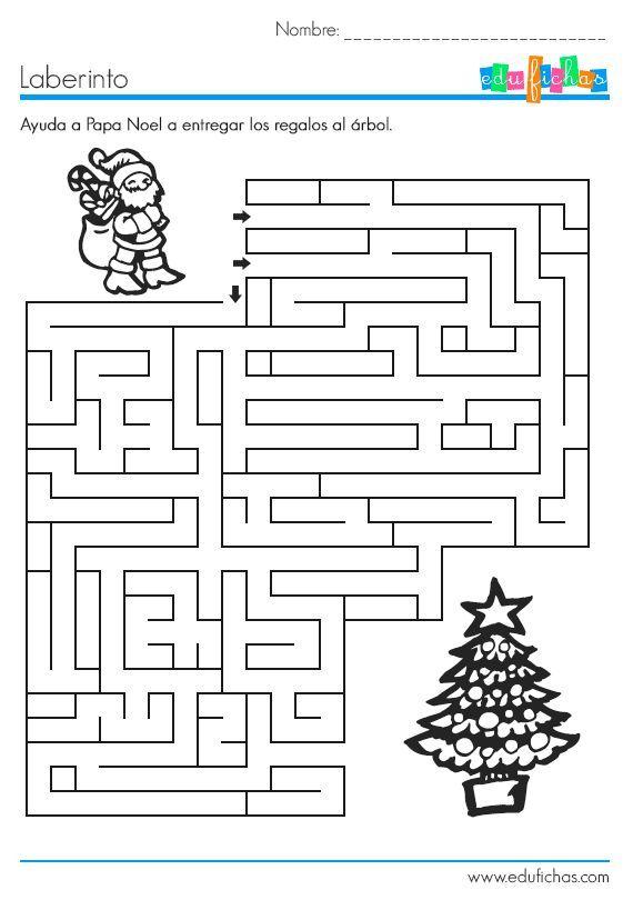 Resultado De Imagen Para Juegos De Memoria De Navidad Para Imprimir