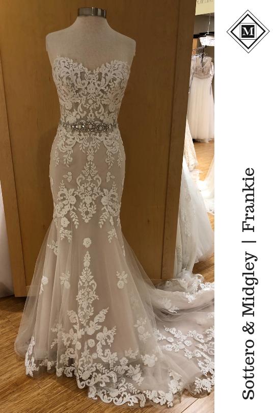 Bridal #romanticlace