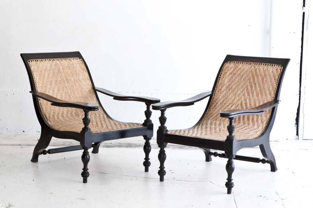 British Colonial Chair Eames Dowel The Polohouse Style Antique Planter Chairs