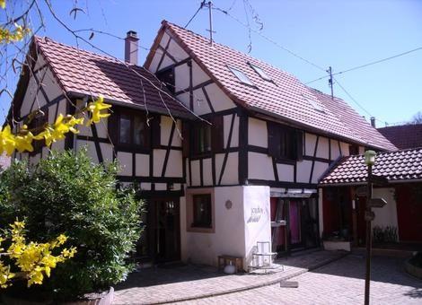 Maison à vendre à Gingsheim  vente de 7 pièces d\u0027une surface de