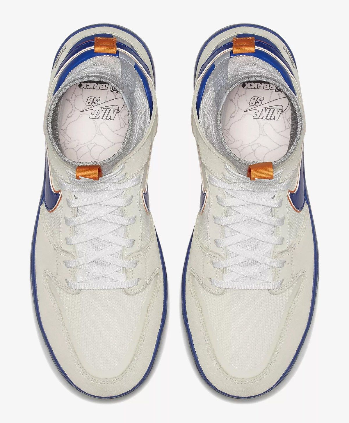 efe20a72cec9 MEDICOM TOY x Nike SB Zoom Dunk High Elite - EU Kicks  Sneaker Magazine