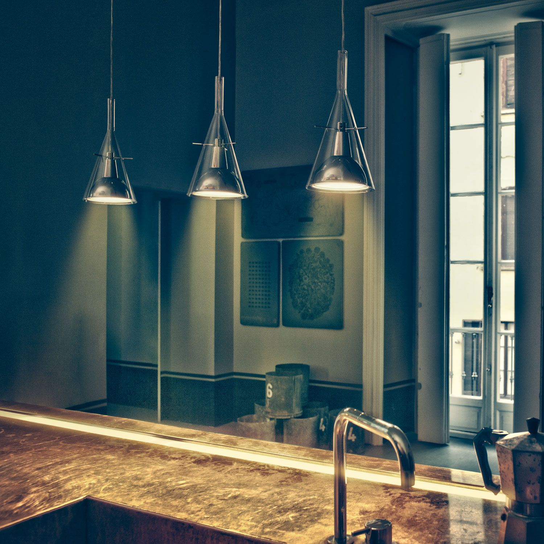 Flûte illuminazione fontanaarte home pinterest glass