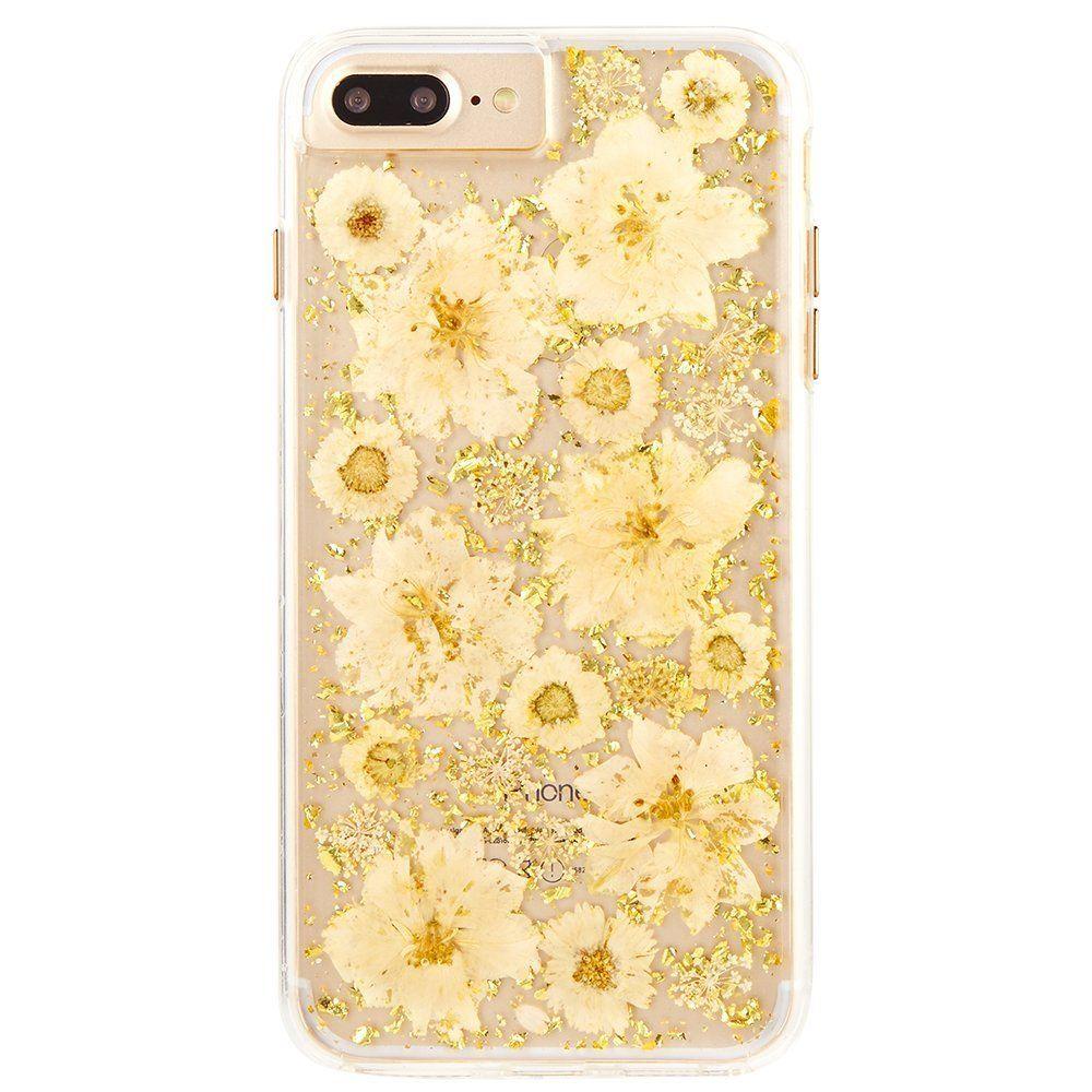 Casemate iphone 8 plus case karat petals made with