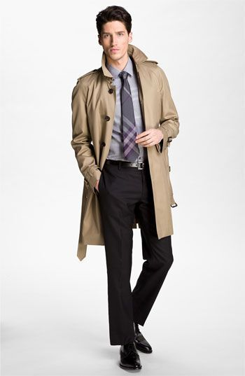 Burberry London Rainwear Trench Coat | Nordstrom