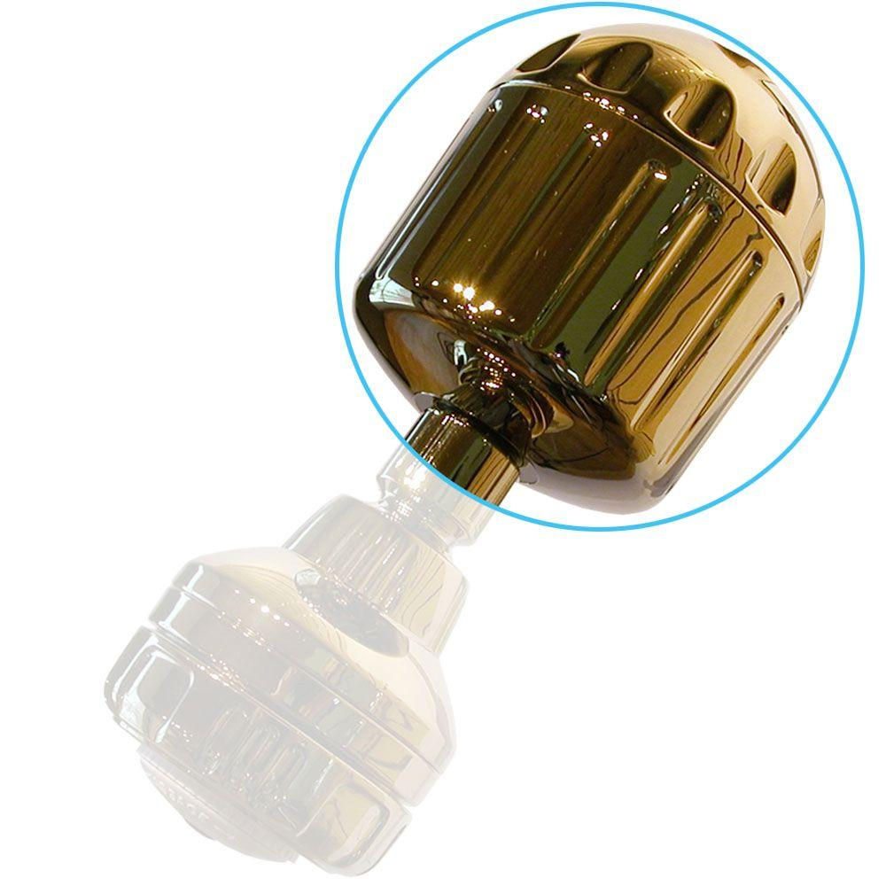 Sprite Showers High Output2 3 1 2 In Shower Filter In Gold