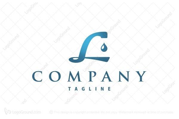Exclusive Logo 24279, Faucet L Logo | branding and logo | Pinterest ...
