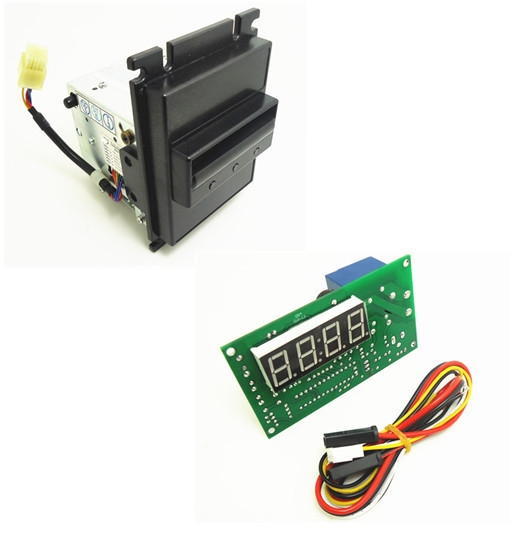 145.00$  Watch more here - http://aimfg.worlditems.win/all/product.php?id=32440902711 - pulse signal Dollar 1, 5, 10,20 or Russian 10-1000 multi banknotes bill acceptor with timer board