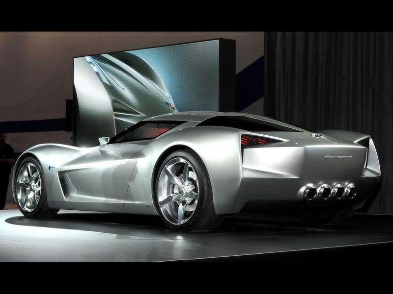 Good Chevrolet Corvette Concept Car Picture  the auto spot