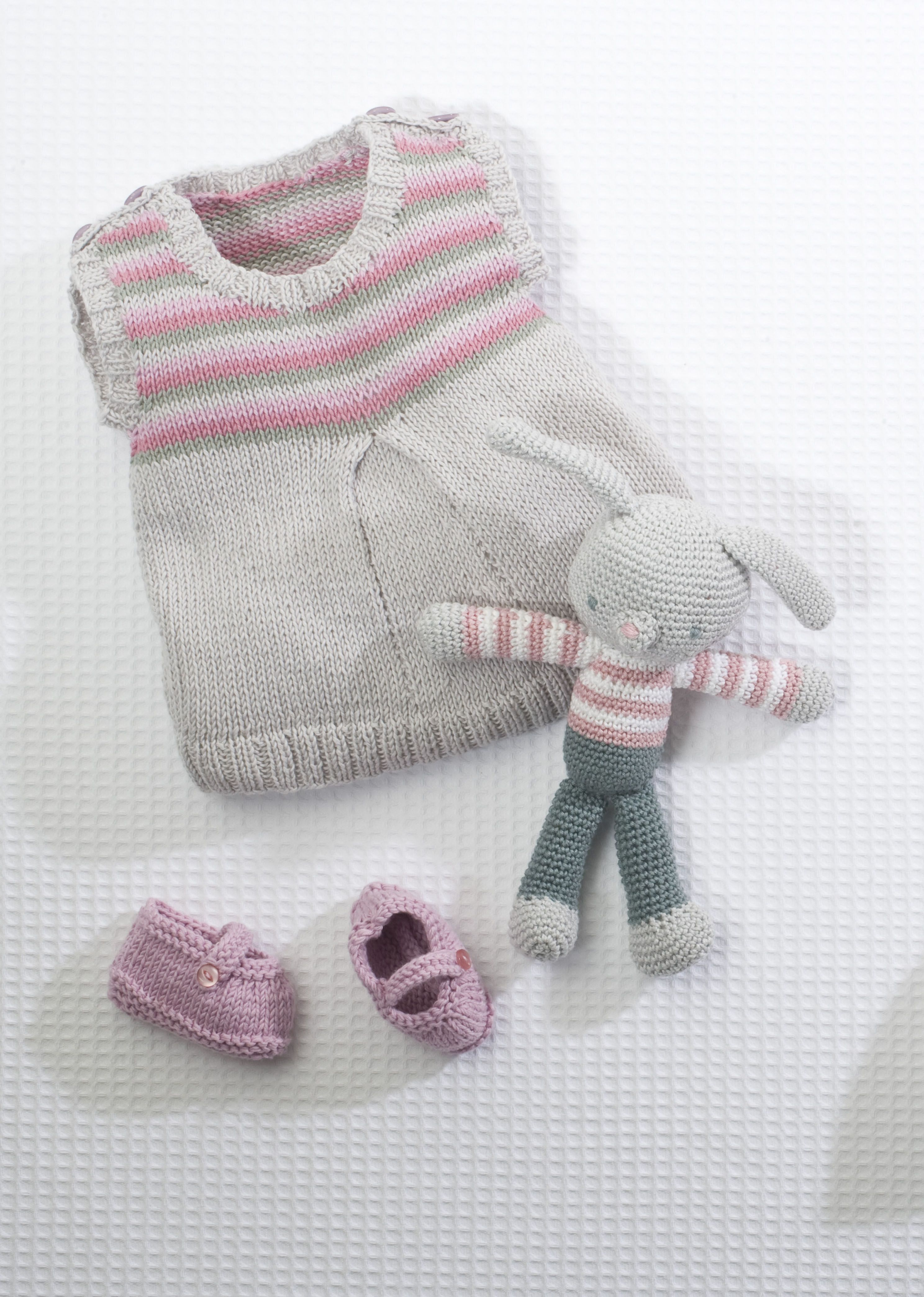 Catalogue de tricot CHEVAL BLANC N°27 | Baby knitting, Layette and ...