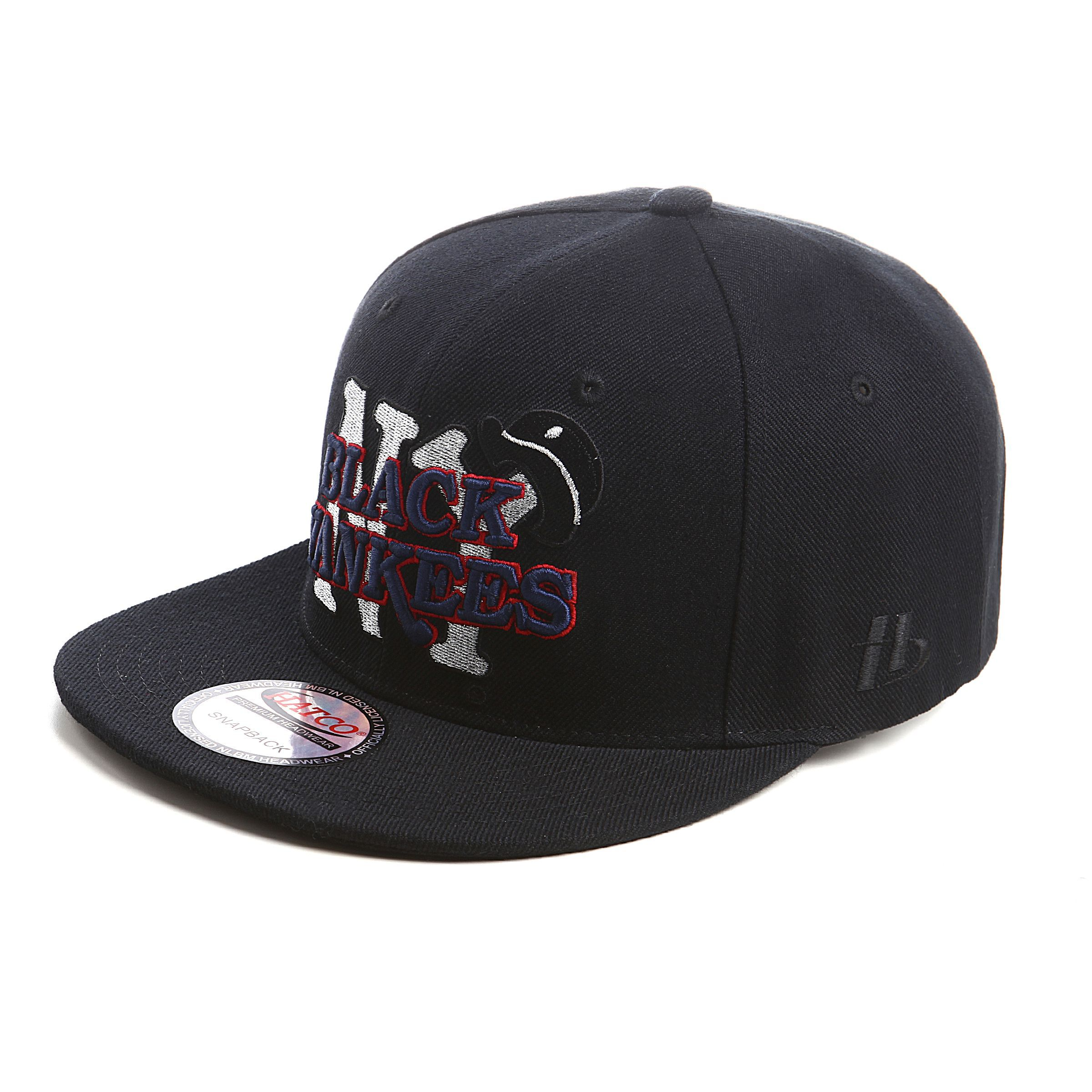 Nlbm New York Black Yankees Snapback Cap With Images Hats For Men Snapback
