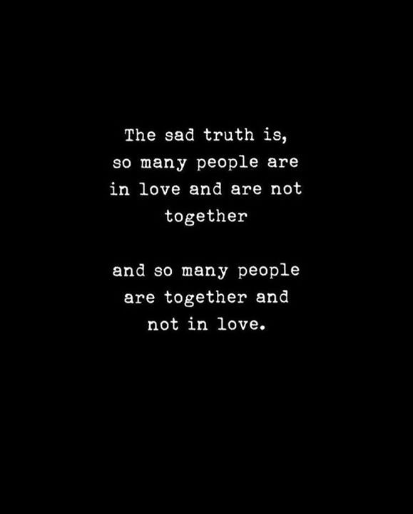 Aint This The Truth Its A Very Sad Truth Indeed Art Quotes