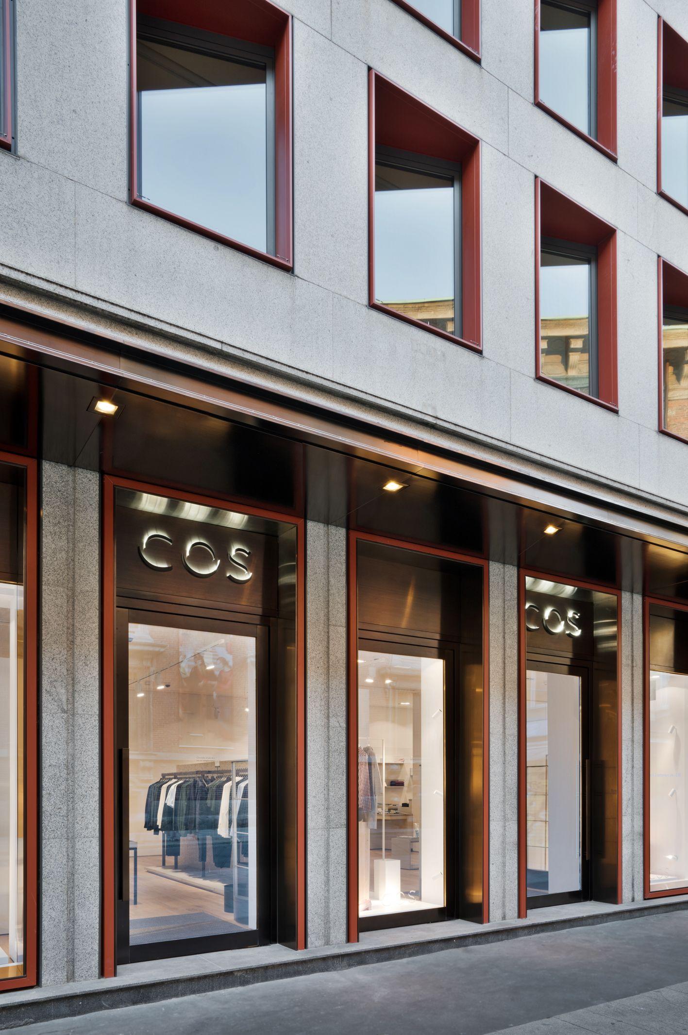 the best attitude f8c5e e856e COS   Stores   Via Brera, Milan   - Architecture in 2019 ...