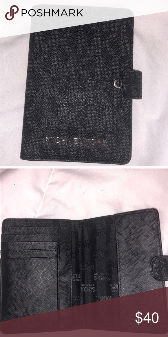 2283934144a MK wallet/passport holder • gently used • no trades Michael Kors Bags  Wallets