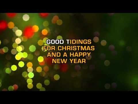 We Wish You A Merry Christmas Karaoke Youtube With Images Merry Little Christmas Karaoke Little Christmas