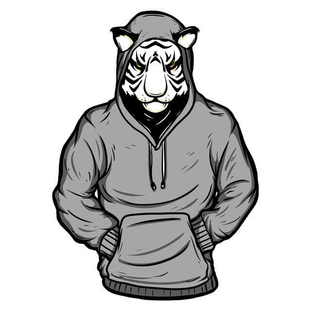 نمر أبيض رسم كاريكتوري تصوير إندي تي شيرت تصميم تي شيرت Png وملف Psd للتحميل مجانا In 2021 Cartoon Illustration Cartoon Outfits Cat Vector