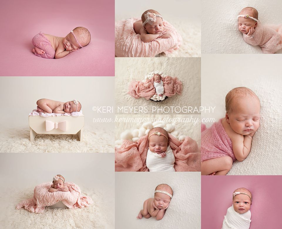 Newborn Photo Session Ideas