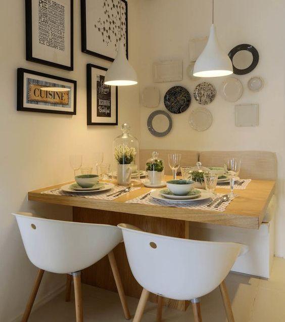 Une banquette dans la salle à manger : 10 photos pour s'inspirer