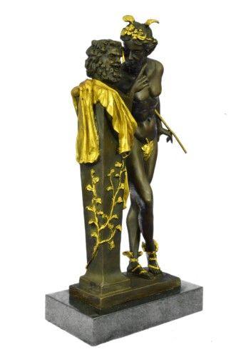 Buy HandmadeEuropean Bronze Sculpture Large