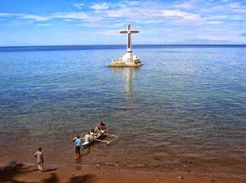 The Sunken Cemetery of Camiguin Island, Philippines