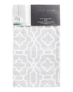 Set Of 2 Chavet Curtains 24 99 Pair 84 29 99 For 96 Tjx