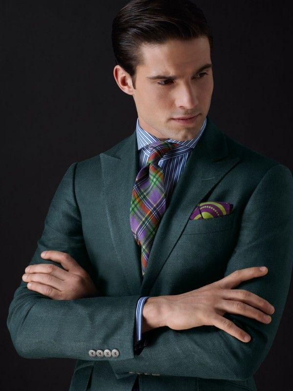a4ec2b9cc646a4 Les recommandations de PG   La sélection de costumes en prêt-à-porter 2014    Costumes chic pour homme
