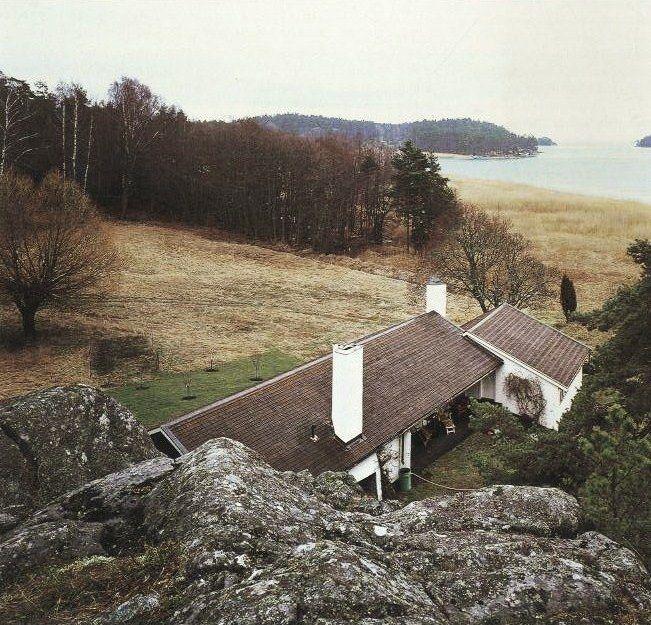 Erik Gunnar Asplund, Summerhouse, Stennäs, 1937