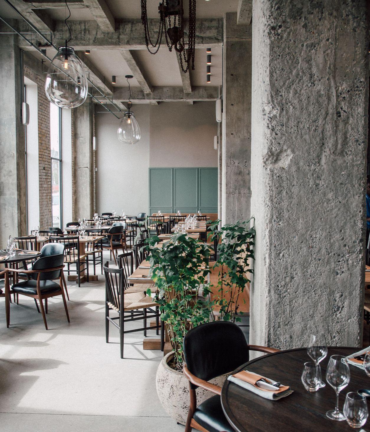 hilton restaurant københavn