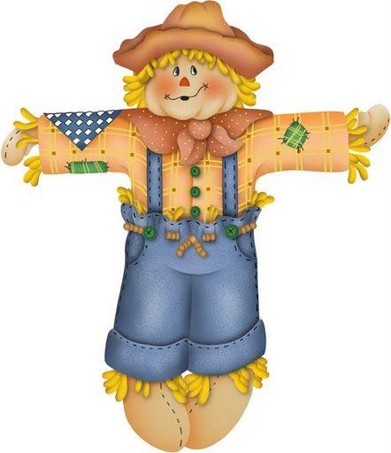 Dibujos De Espantapajaros Para Imprimir Imagenes Para Imprimir Dibujos Para Imprimir Fall Clip Art Scarecrow Painting Scarecrow