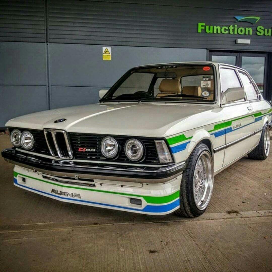 BMW e21 C1 2.3 Alpina