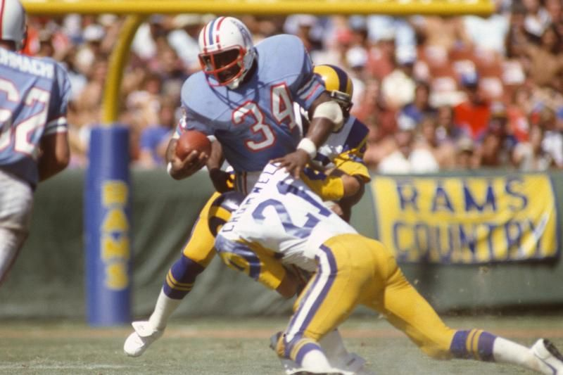 Earl Campbell  8246a8455